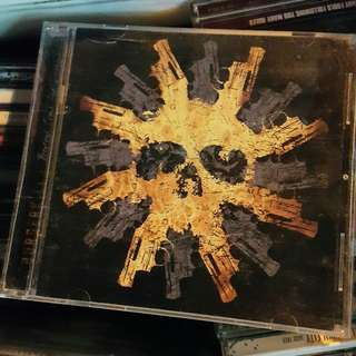 "Burgerkill ""Beyond Coma and Despair"" CD"