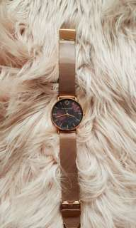 Emma and Roe Rose Gold Watch RRP$249.00
