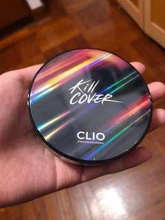 Clio Kill Cover 特別版 水潤保濕持久透亮遮瑕 bb cushion 氣墊粉底