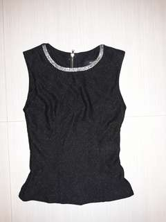 MDS top sleeveless blouse NEW baju atasan wanita top woman