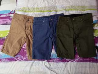 Bench Chinos Shorts