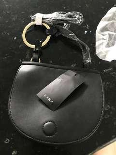 ZARA Authentic Overrun Sling Bag