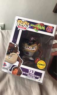 Taz Chase Pop