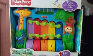 NEW Fisher Price Rain Forest Musical