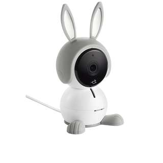 [IN-STOCK] NETGEAR Arlo Baby Monitor | Smart WiFi Baby Camera 1080P HD with 2-way Audio, Night Vision, Air Sensors, Lullaby Player, Night Light, Works with Amazon Alexa, HomeKit (ABC1000)