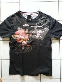 T shirt/ kaos ONE PIECE original