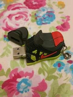 Nike 2GB thumbdrive