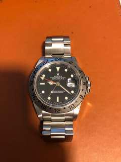 Rolex 16570 黑面 Y頭