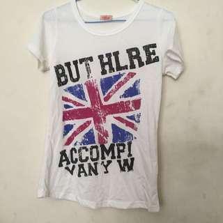 二手 T-shirt