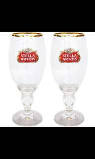 Stella Artois Beer Glass
