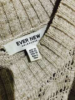Evernew knitted top
