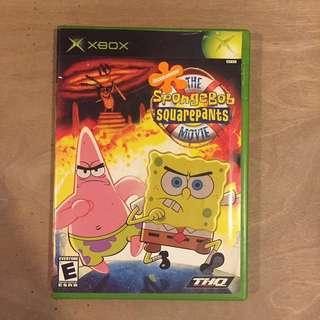 Xbox The Spongebob Squarepants Movie Game