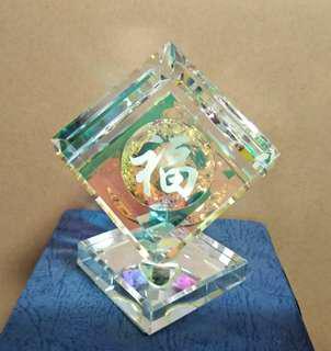 Display crystal 福禄寿