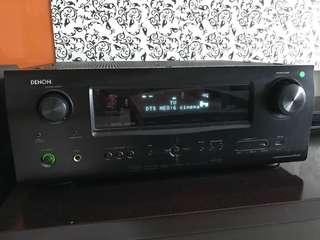 Denon AVR2311 with JBL speakers