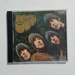 The Beatles Rubber Soul (1990) Original Audio CD