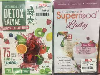 Superfood Lady & Detox Enzyme