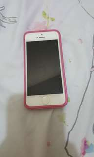 Iphone 5 factory unlock white no issue