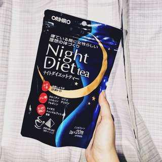 Night Diet Tea