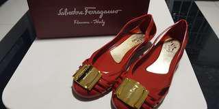 Brand New Salvatore Ferragamo Bermuda Shoes