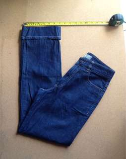 Esprit high waisted blue jeans