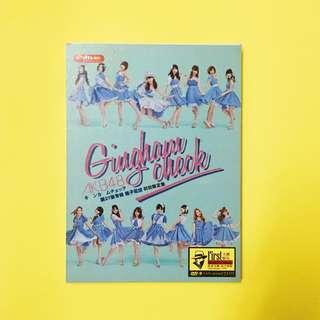 AKB48 Gingham Check