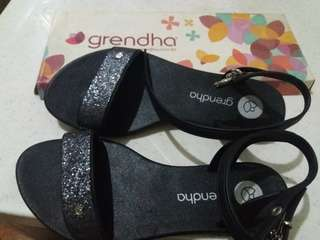 Repriced! Authentic Grenda Glittery Sandals
