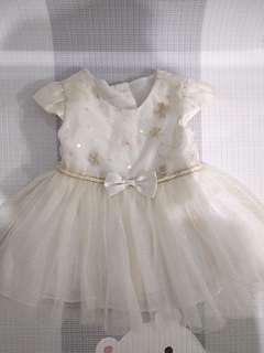 Gaun pesta bayi - baby gown