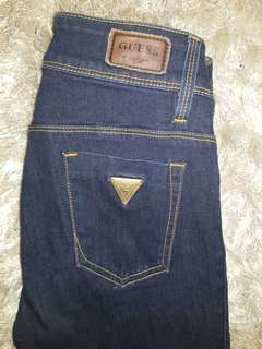 Authentic Guess Jeans size 4-6
