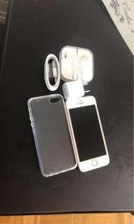 Apple unlocked iPhone SE Rose Gold 32GB