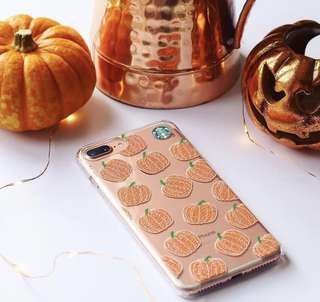 Skinny Dip Pumpkin Iphone 7/8 plus case
