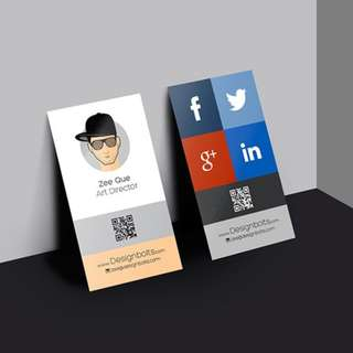 Cheap Name Cards printing and design
