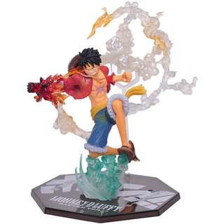 Monkey.D.Luffy Battle Ver.Fig Zero