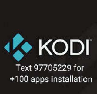 ANDROID apps kodi 17.6 installation upgrade