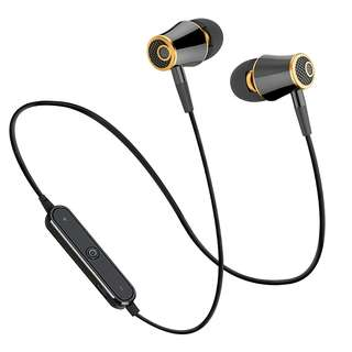 Wireless Bluetooth Headset with Mic