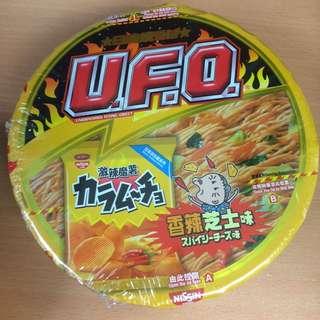 Ufo 激辣魔薯 杯面