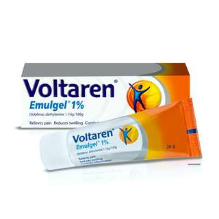 Topical NSAID - Voltaren Emulgel 1% 20g