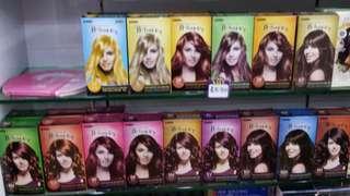 Korean Hair Dye