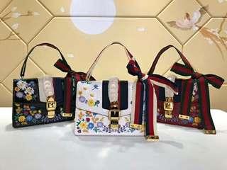 Gucci handbag with sling