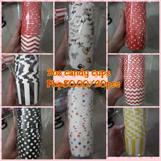 Candy Cups 3oz