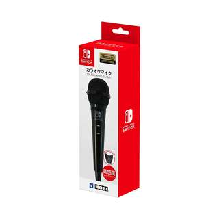 HORI Karaoke microphone for Nintendo Switch (Pre-Order)