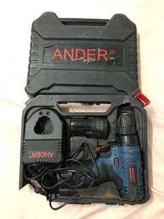 ANDER drills