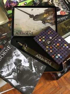 MEDAL OF HONOR AIRBOURNE 2007 BNIB limited edition
