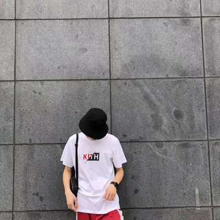 Kith tee in 4 colors