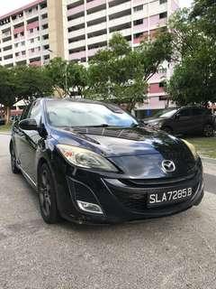 Mazda 3 Hatchback 1.6 Auto SP