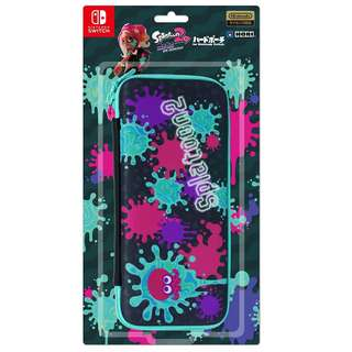 Splatoon 2 Hard Pouch for Nintendo Switch Ink x Octopus (Pre-Order)