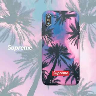 Supreme Blueray iPhone Case For iPhone6/7/8/X