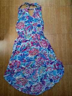 Sassa Floral Hi-Low Dress