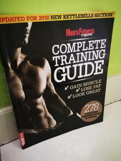 Men's Health Complete Training Guide