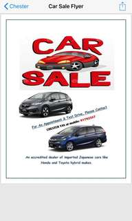 New cars for sale