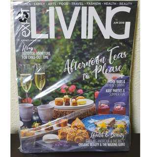 🚚 Expat Living Magazine June 2018 BRAND NEW